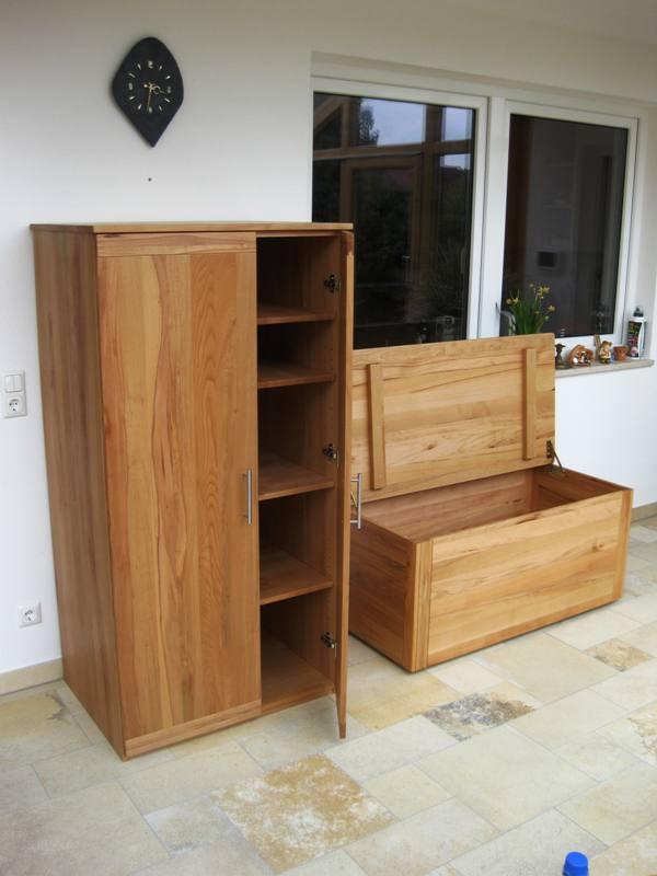 truhe kernbuche cheap holzbank truhe kinder sitzbank truhenbank selber truhen weis bauen mit. Black Bedroom Furniture Sets. Home Design Ideas
